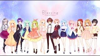 【Collaboration】 BLESSING * Korea Girls Edition
