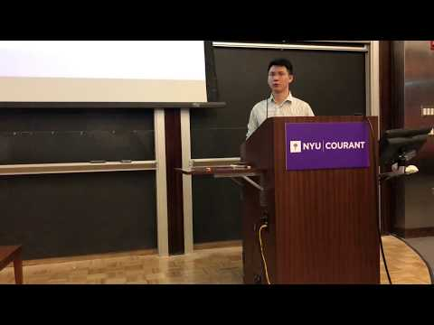 Not Over Optimizing and Technology Not Taught in School @ NYU Courant