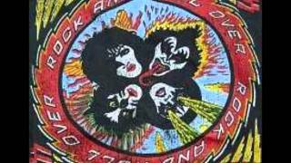 "RARE KISS ""ROCK AND ROLL OVER"" DEMO --- BABY DRIVER (ACOUSTIC)"