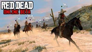 Red Dead Online - Release Date Details, NEW Updates & MORE! (RDR2 Online Beta)