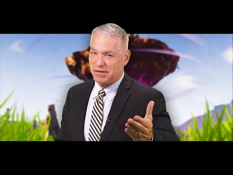 VoiceOverPete: The Movie (Attention all Fortnite Gamers)