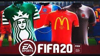 Скачать ФОРМЫ В КОТОРЫХ В FIFA 20 БУДЕТ ИГРАТЬ КАЖДЫЙ