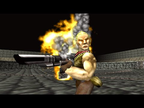 Nostalgic Gaming- Turok- The Long Hunter