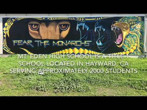 Mt Eden High School - NBC R.I.S.E. America Project 2018