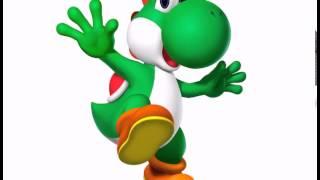 Super Mario: Yoshi Song Remix