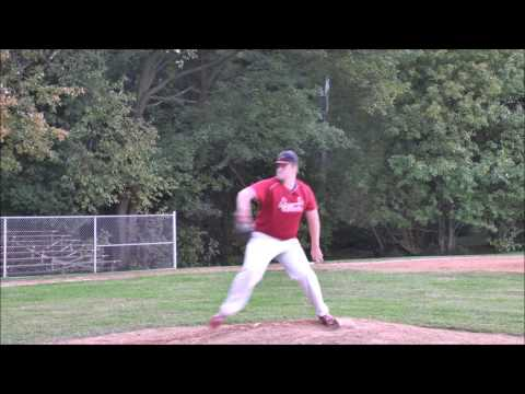 Andrew Howard - LHP/ '17   Manchester Valley High School