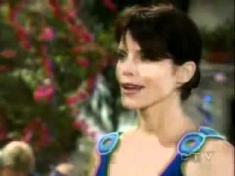 Lesli Kay B&B JULY 4th PARTY Felicia Eric Stephanie Ridge Brooke Thorne Bold Beautiful ATWT Molly