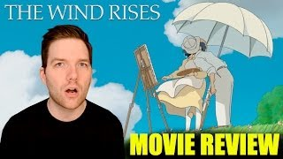 The Wind Rises - Movie Review