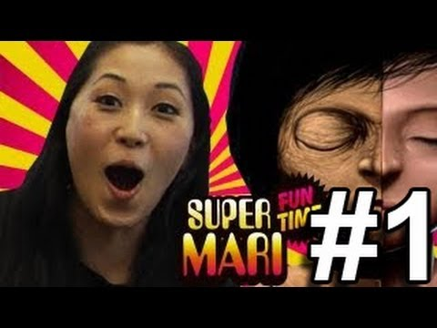 LASERCORN IS TERRIFYING (Super Mari)