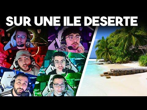 Qui de nous survivrait sur une île déserte ?