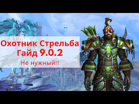 World of Warcraft RU - PVP Гайд ММ Охотник 9.0.2