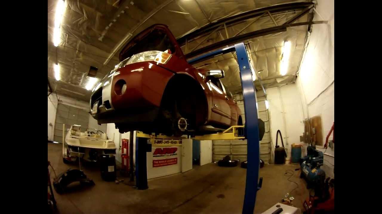 Nissan Armada  Code P0430  GoPro  YouTube