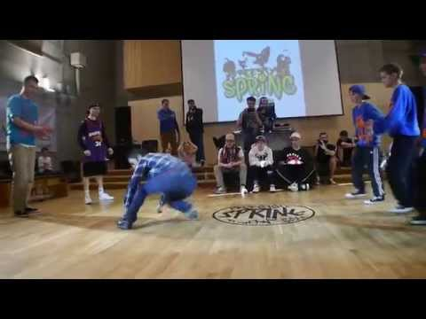 "Diverse Styles vs Factory Kings | ""Freestyle Spring 2014"" 