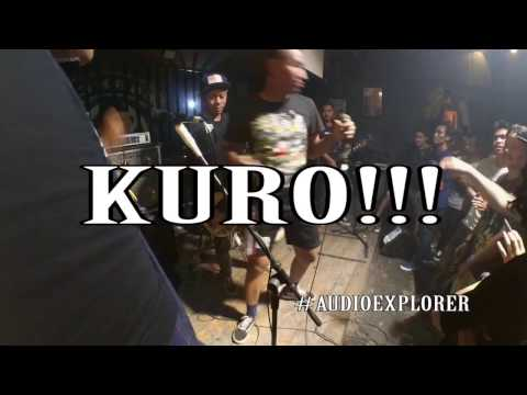 Kuro! live at Good Old Days, Beer House Kemang, Indonesia