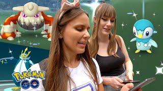 *AMAZING* SHINY PIPLUP Community Day in Sydney! Pokémon GO