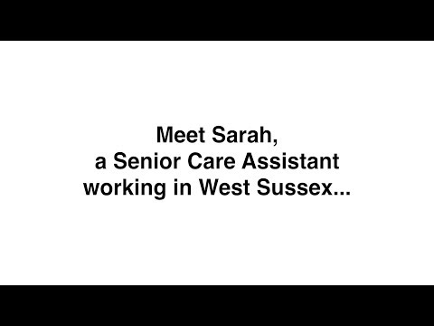 ICare series: Senior Care Assistant