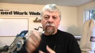 Making A One Piece Box With A Router - A Woodworkweb.com Woodworking Video