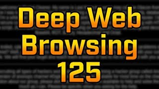 HOW TO TIME TRAVEL!?! - Deep Web Browsing 125