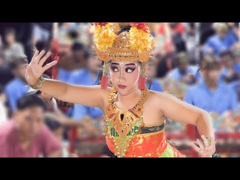 Pesona Joged Bumbung Bali Damar Wulan