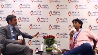 JANTA KA CONCLAVE: In Conversation with Dr. Kumar Vishwas