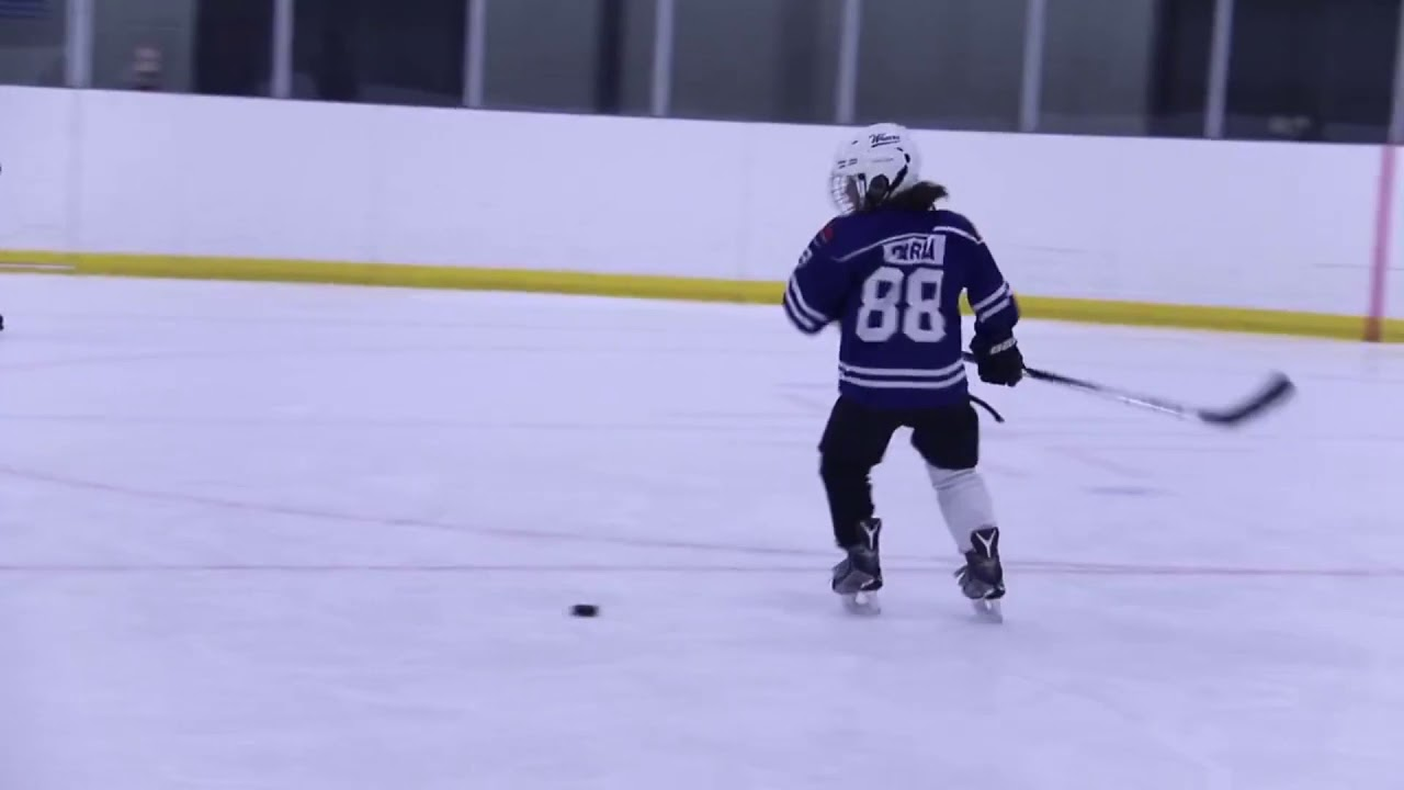 Skating Drills For Hockey Players Kids Defence Lucky Kid 88