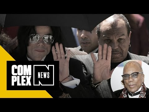 Michael Jackson's Dad Reacts to Quincy Jones Saying the Pop Legend Stole Music