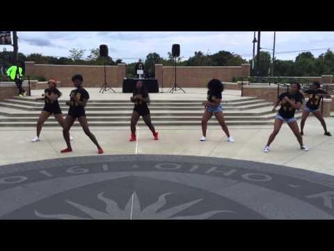 Kupita 2015 -Barefeet Dance Tribe