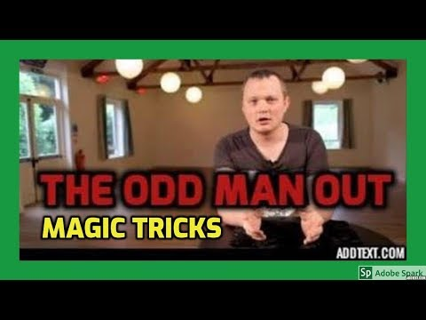 MAGIC TRICKS VIDEOS IN TAMIL #293 I THE ODD MAN OUT @Magic Vijay