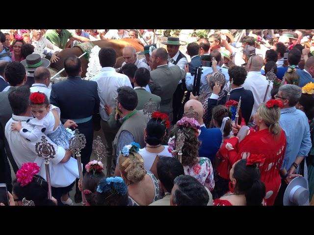 Presentación Hermandad del Rocío de Triana #ElRocio18