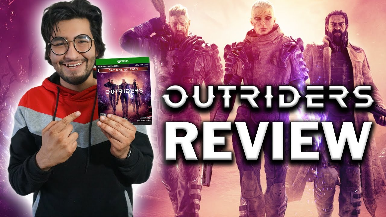 Outriders Review | SHOCKINGLY ADDICTING! (Video Game Video Review)