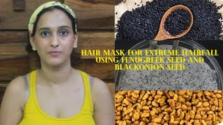 How to Stop Hair Fall and Get Shiny Thick and Double the Hair Growth 100 natural Best Hair mask