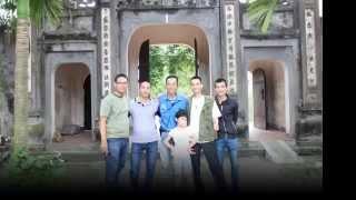 Chùa Báo Ân, thôn Trúng Đích, xã Hạ Mỗ, Đan Phượng