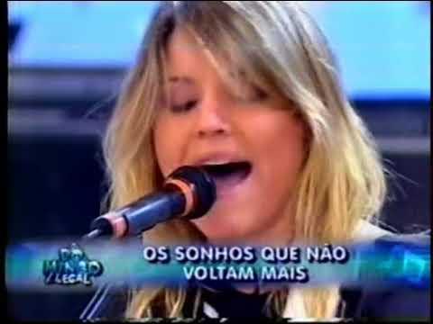 Rouge - O Amor É Ilusão (Última Participação do Grupo no Programa Domingo Legal 2005)