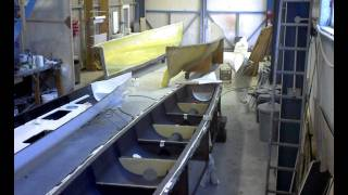 Rowing Boat Building