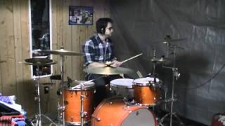 Everytime I Die - Depressionista (Drum Cover)