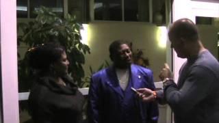 Donnie Ray Southern Soul artist 2011 Carolina Beach Music Awards (CBMZ)