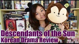 Descendants of the Sun (태양의 후예) Korean Drama Review