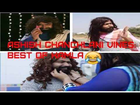 Ashish Chanchlani || Best of Kamla || Funny Moments Compilation