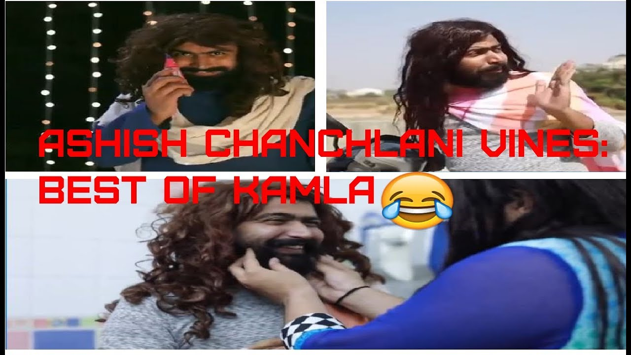 Download Ashish Chanchlani    Best of Kamla    Funny Moments Compilation