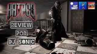 Hatred - Review por Dj Sonic