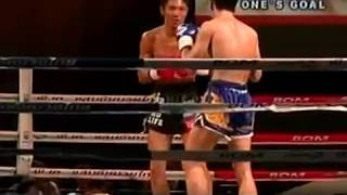 WPMF日本ウェルター級タイトルマッチ 田中秀弥 VS 引藤伸哉