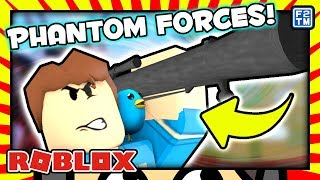 Triple Kill Jeu dans Roblox Phantom Forces