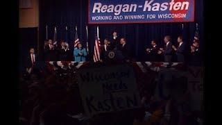 President Reagan's Remarks at a Campaign Rally for Senator Robert Kasten on October 23, 1986