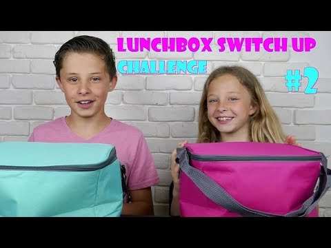 LUNCHBOX SWITCH UP CHALLENGE Partie 2