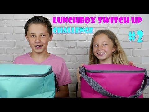 LUNCHBOX SWITCH UP CHALLENGE Partie 2