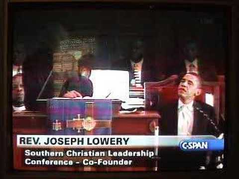"""Good Crazy"" Rev. Joseph Lowery"