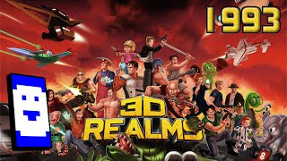 Stumbling through 3D Realms Anthology - 1993