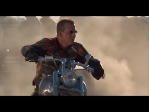 Harley Davidson & The Marlboro Man  Bon Jovi  Wanted Dead or A