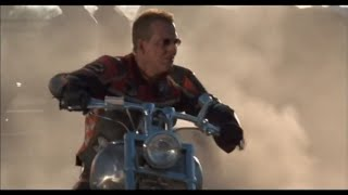 Скачать Harley Davidson The Marlboro Man Bon Jovi Wanted Dead Or Alive