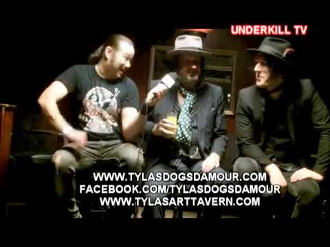 TYLA DOGS D AMOUR INTERVIEW 2017
